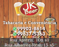 Arapongas Lateral - JK Beer