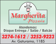Arapongas Lateral - Margherita Pizzaria