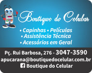 Apucarana Lateral - Boutique do Celular