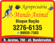 Arapongas Lateral - Mundo Animal